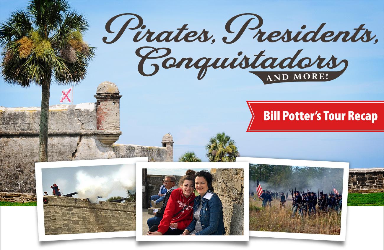 Bill Potter's 2017 Florida Tour Recap