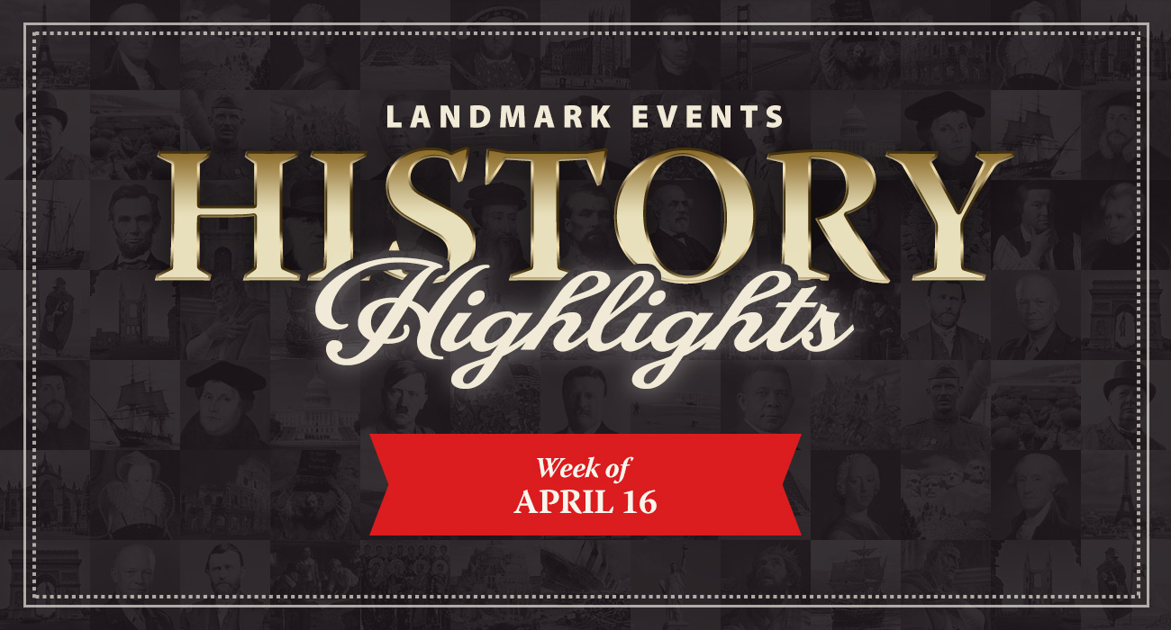 History Highlight — Lexington and Concord, 1775