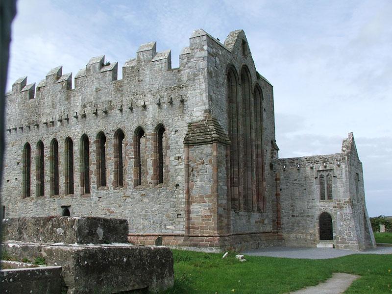 The Death of St. Brendan, 587 – Landmark Events
