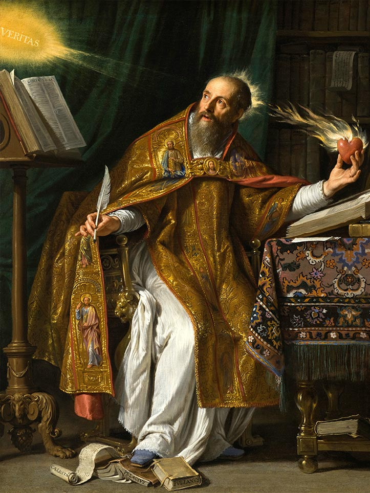 st augustine and the miracles in life How can the answer be improved.