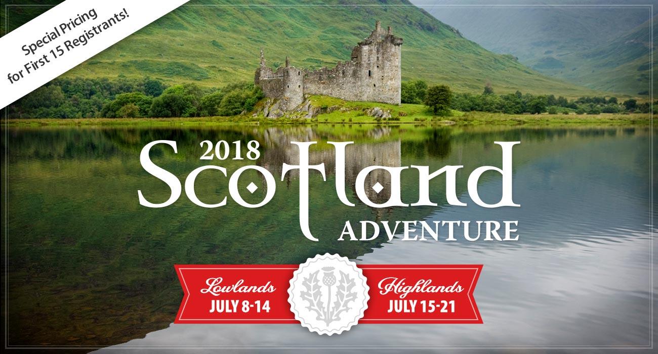 Scotland 2018!
