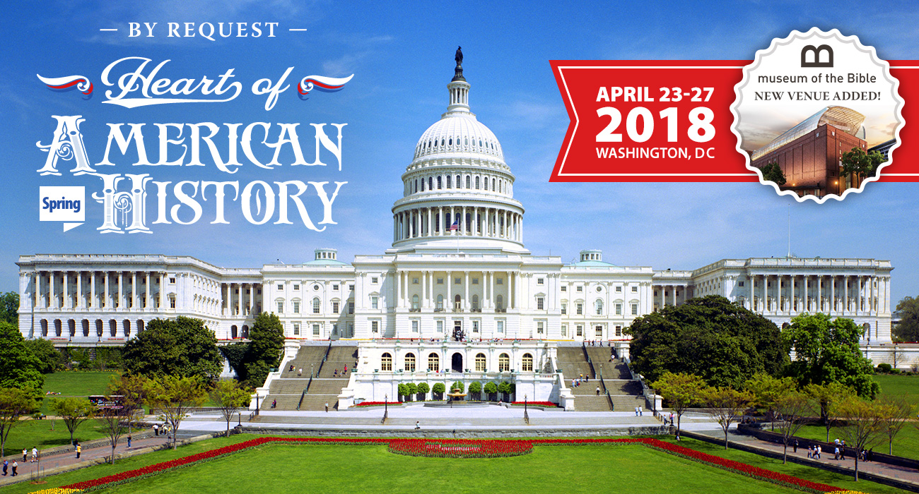 Spring Tour of Washington, D.C.