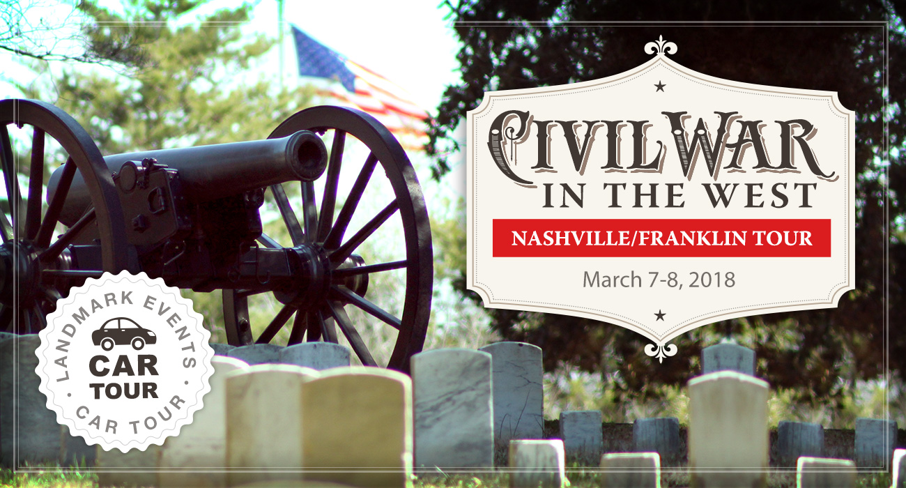 Tennessee History Tour Open for Registration!