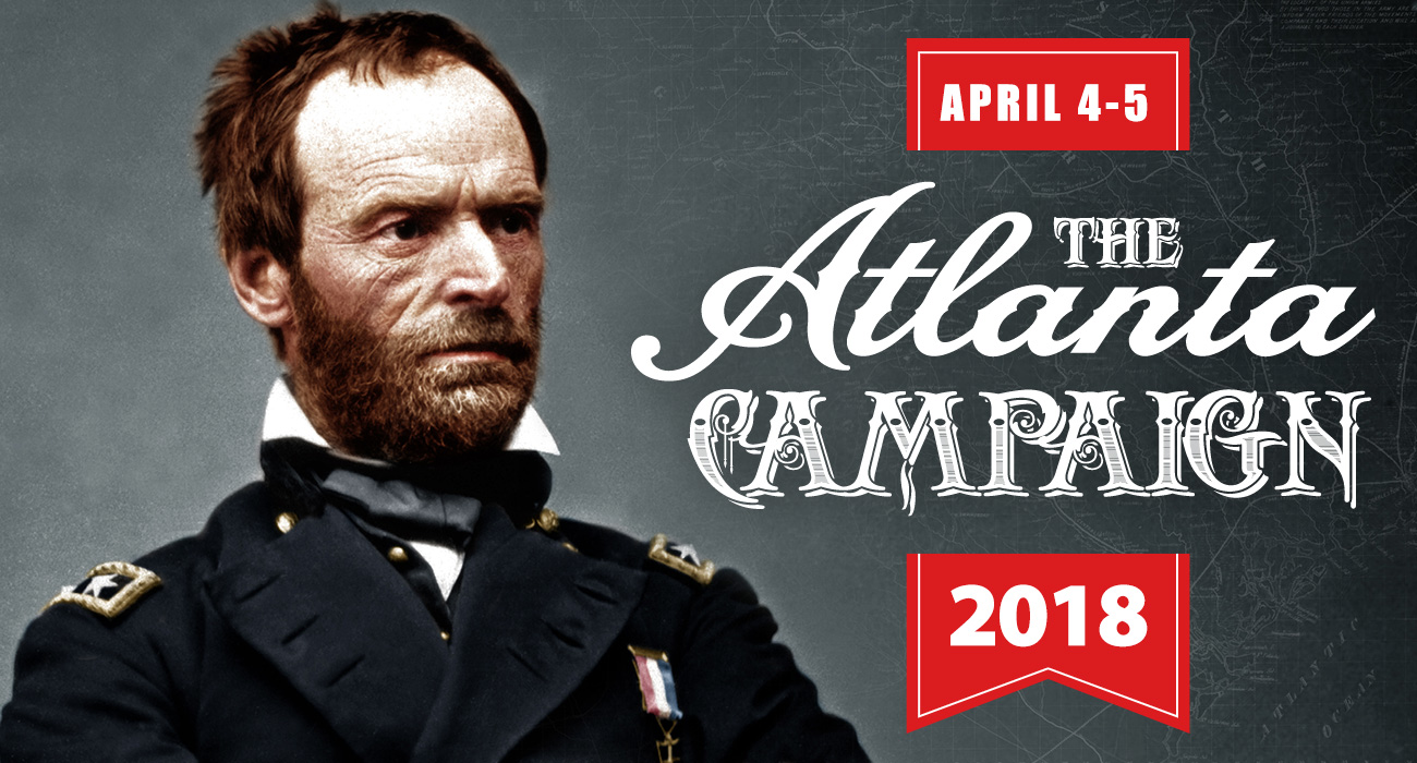 Atlanta Campaign Tour Open!