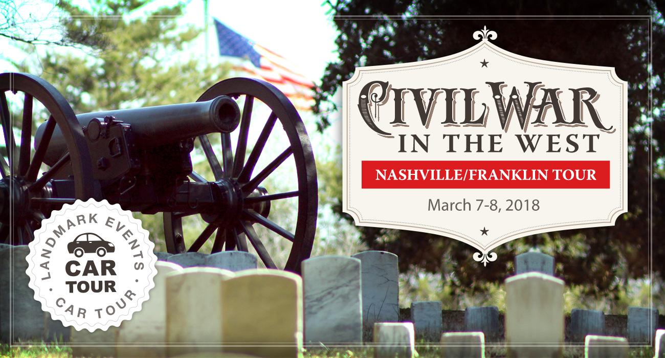 Nashville / Franklin Tour Next Week!