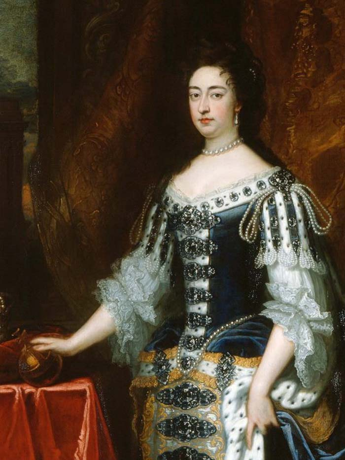Mary II of England (1662-1694)