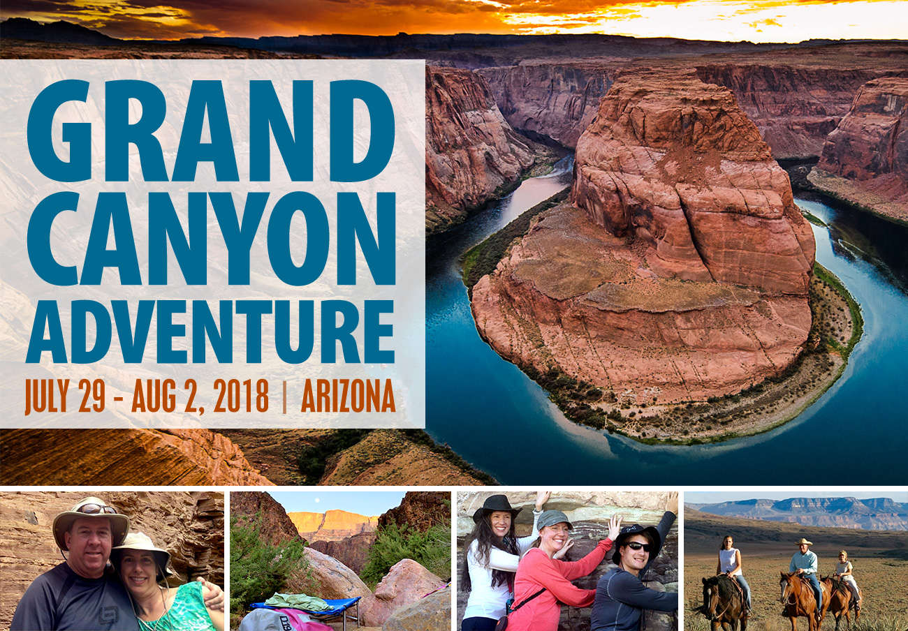 Grand Canyon Creation Tour with ICR!