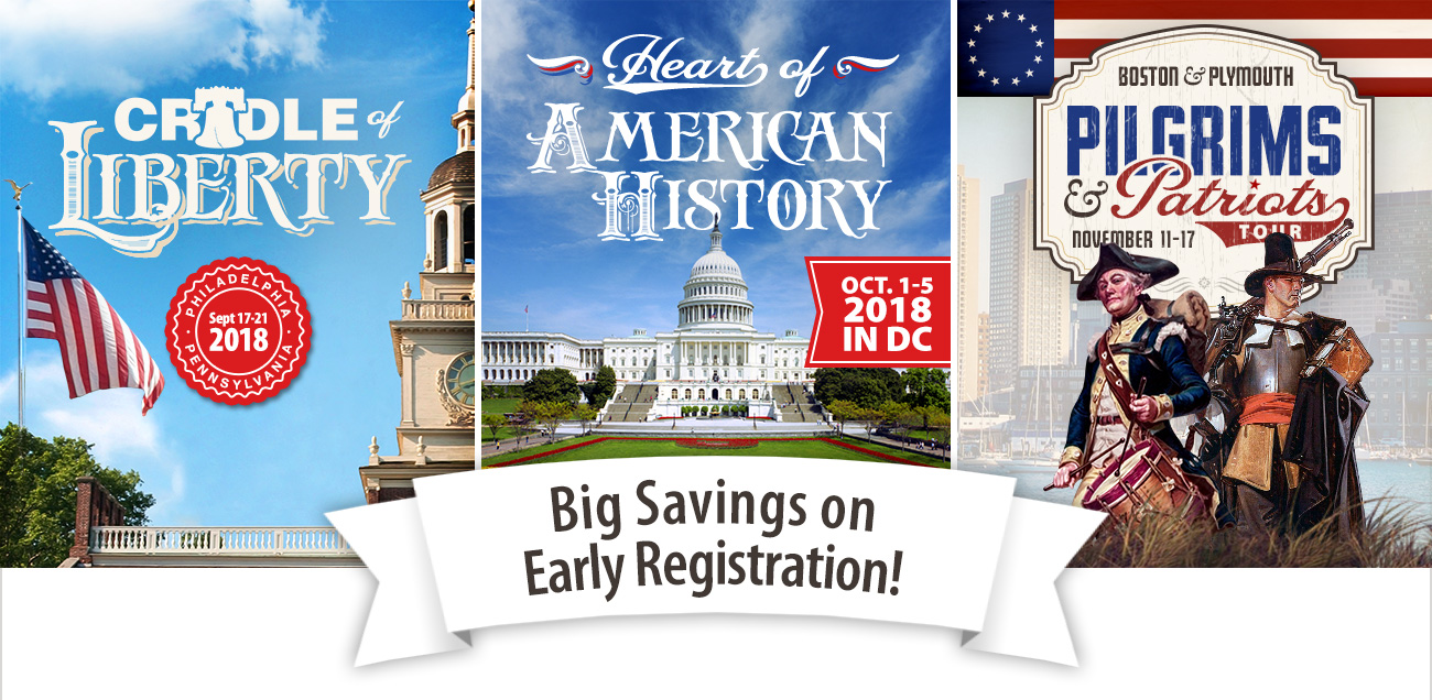 American History Course – Where it Happened!