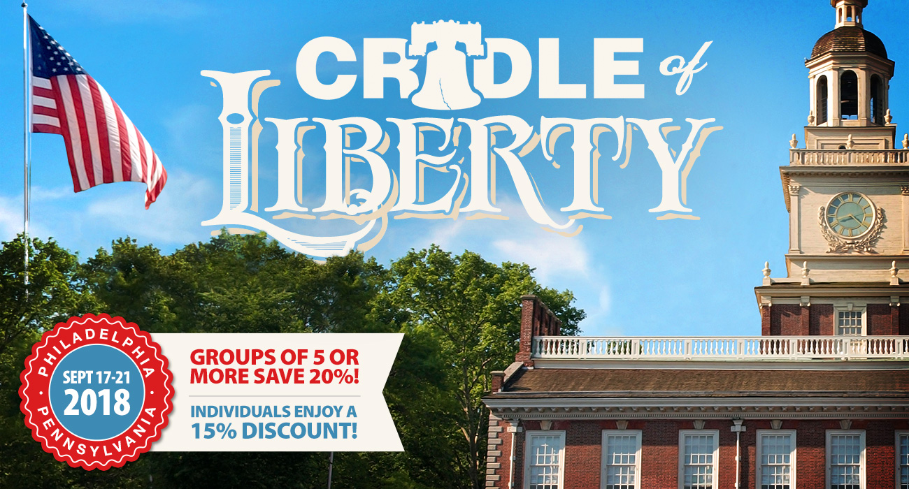 Save Up to 20% on Philadelphia History Tour!