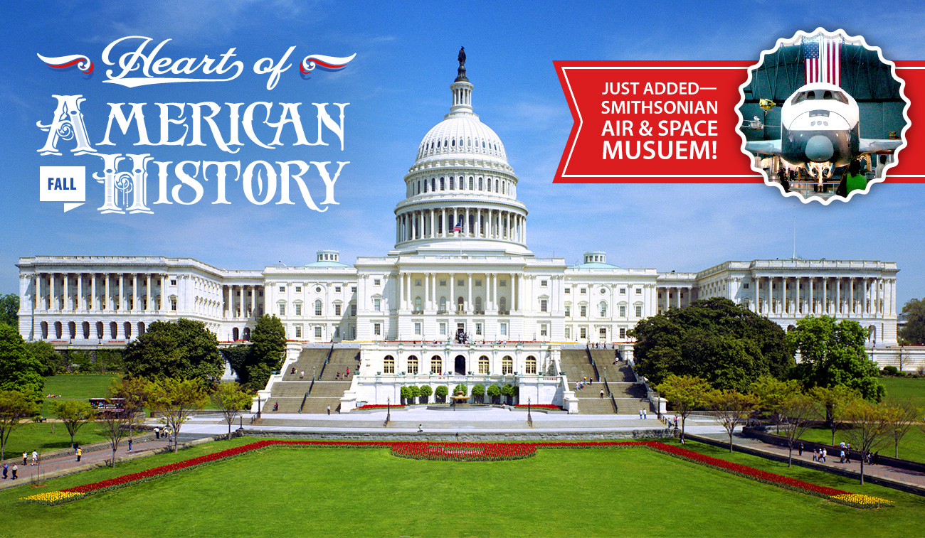 Smithsonian Air and Space Added! Early Bird Ends Soon!