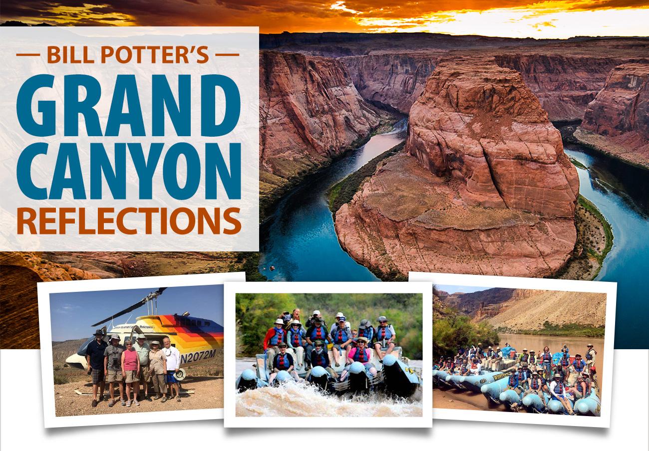 Bill Potter's Grand Canyon Reflections