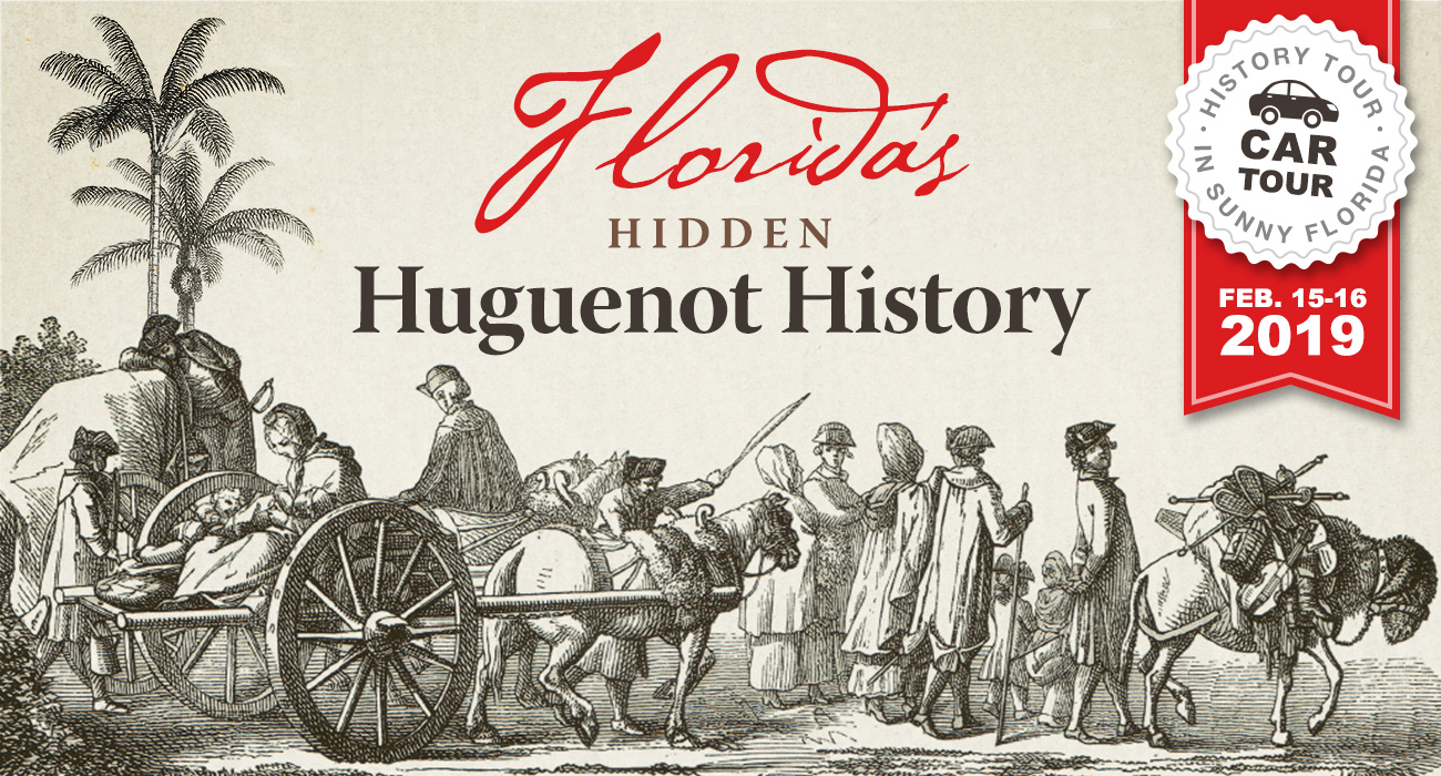 Warm Winter History Tour in Florida!