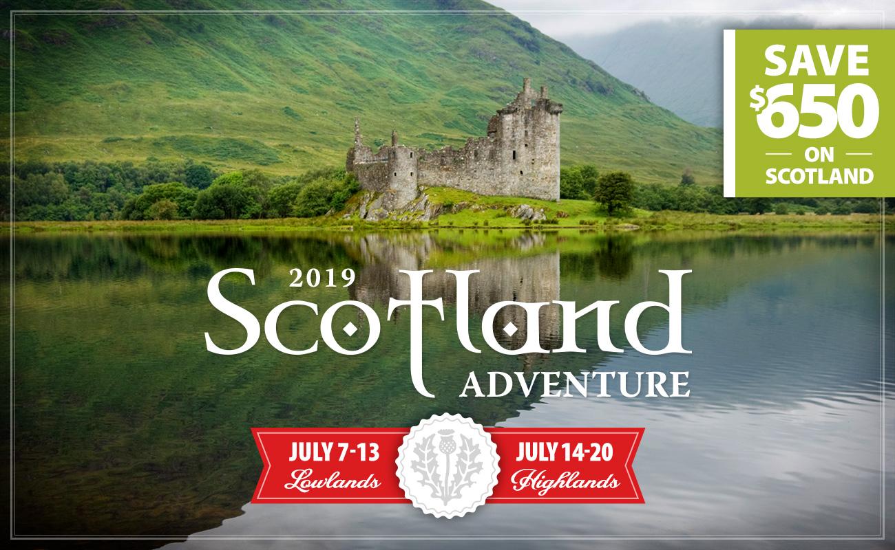 Scotland Sale!