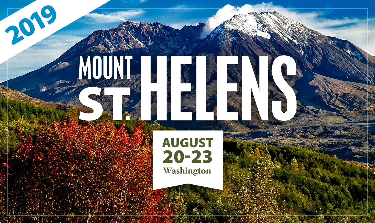 Mount St. Helens Is Blowing Up!
