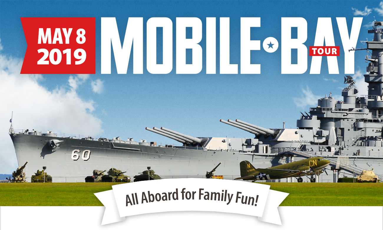 Battleship Alabama — All Aboard for Family Fun!