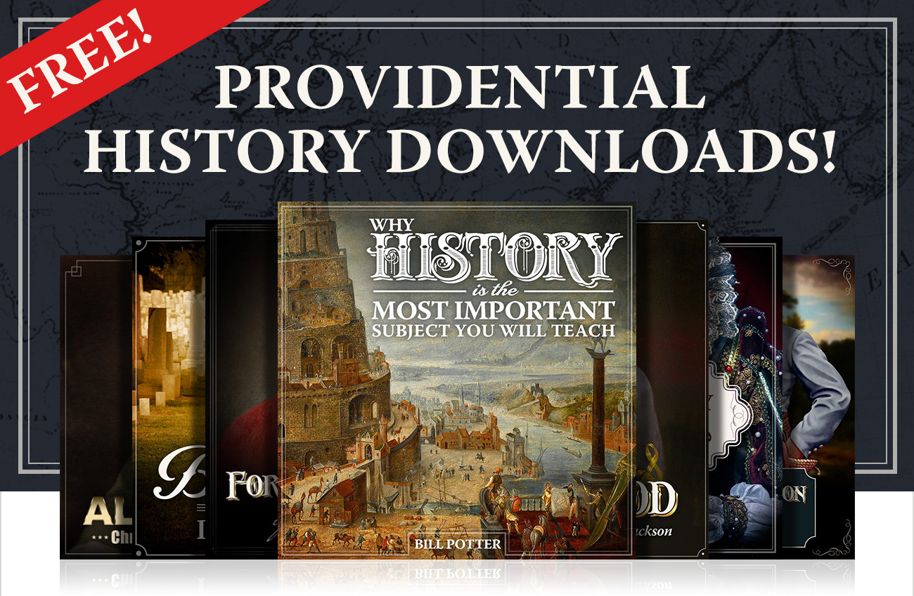 Free Providential History Download!