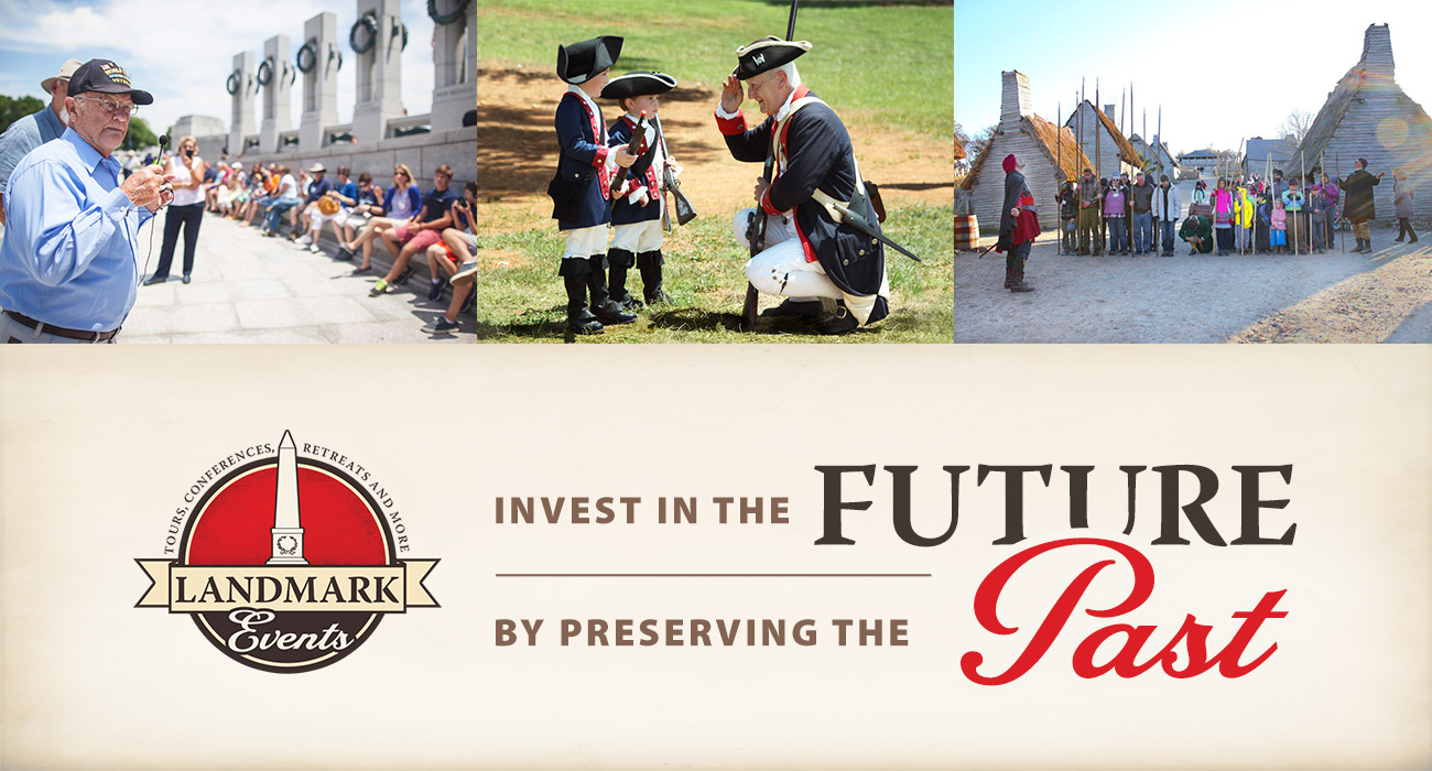 Invest in Tomorrow's Providential Historians!