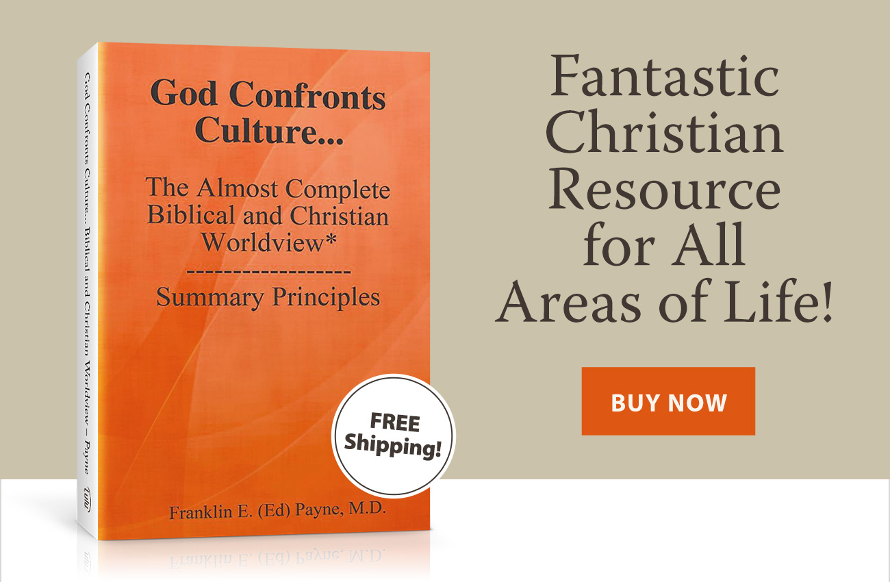 Fantastic Christian Resource for All Areas of Life