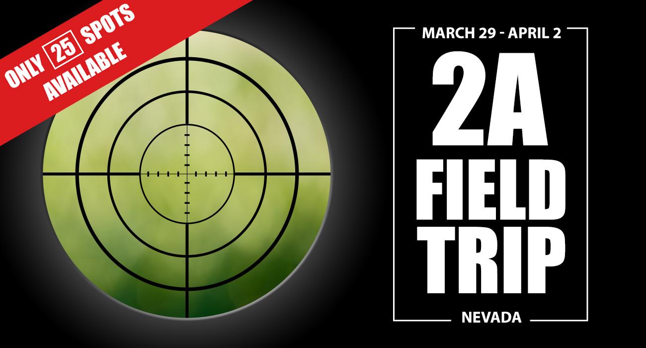 2A Field Trip Registration Open!
