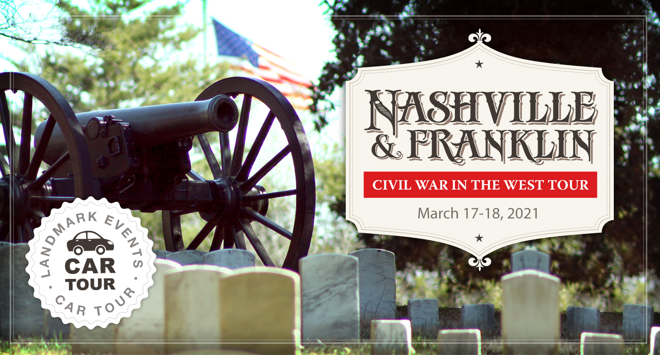 March Tennessee History Tour!