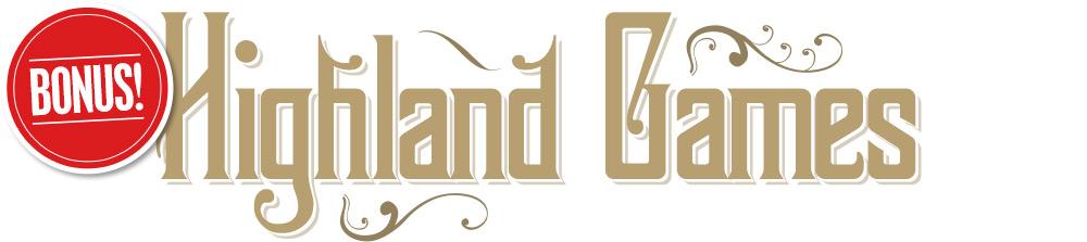 BONUS — Highland Games