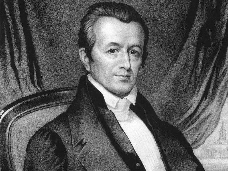 Adoniram Judson Arrives in Rangoon, 1813
