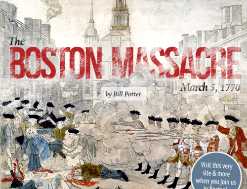 Boston Street Terrorism
