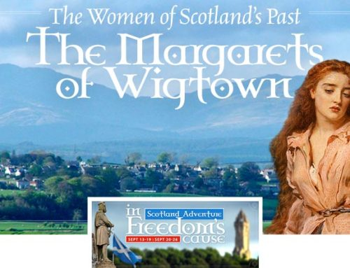 The Women of Scotland's Past: The Margarets of Wigtown