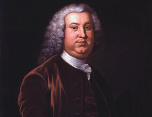 Peyton Randolph Elected First President of Congress, 1774