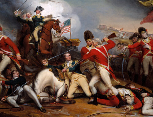 The Death of General Hugh Mercer, 1777