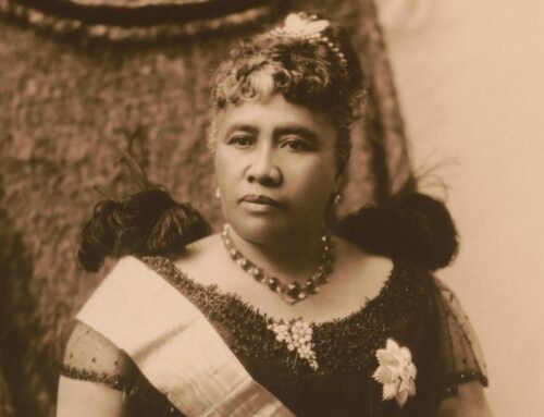 The Overthrow of Hawaii's Queen Lili'uokalani, 1893