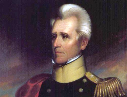 The Birth of Andrew Jackson, 1767