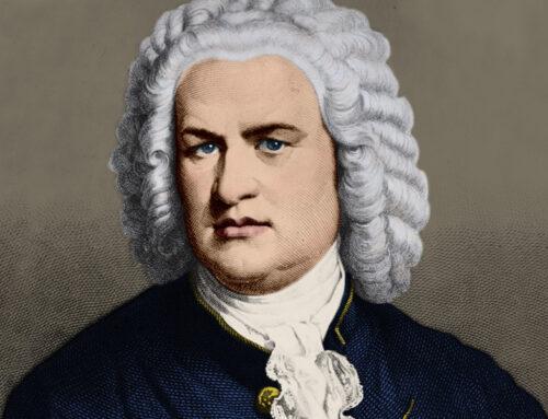 The Birth of Johann Sebastian Bach, 1685
