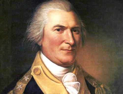Arthur St. Clair Born, 1737