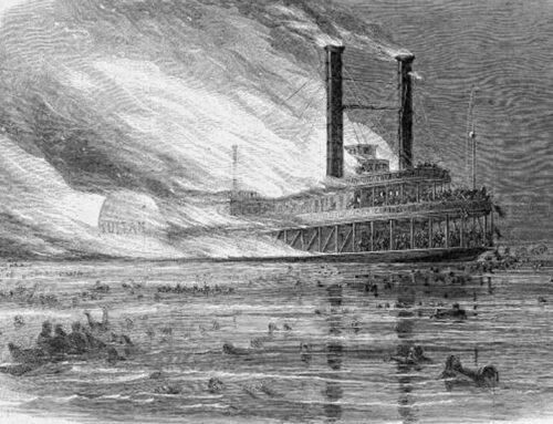 Sultana Disaster, 1865