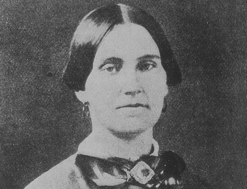 Mary Surratt Executed, July 5, 1865