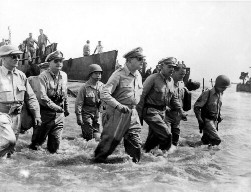 Douglas MacArthur Takes Command in Korea, 1950