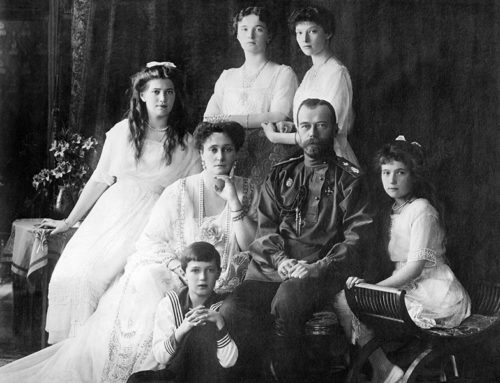 Royal Family of Russia Murdered, 1918