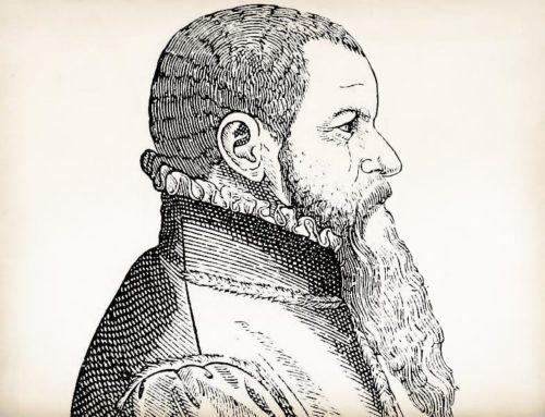 John Day the Printer Dies, 1584