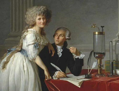 Antoine-Laurent Lavoisier Born, 1743