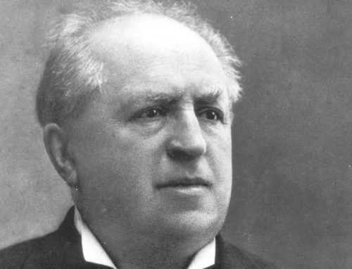 "Abraham Kuyper Delivers ""Lectures on Calvinism"" at Princeton, 1898"