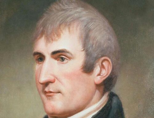 The Mysterious Death of Meriwether Lewis, 1809