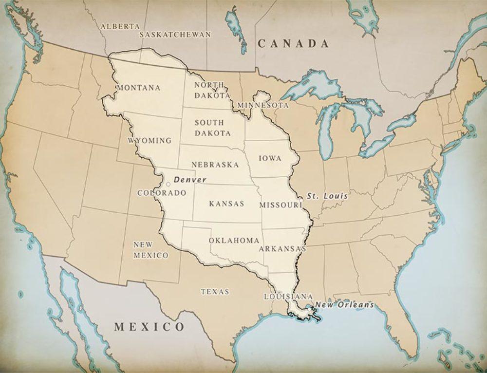 Senate Ratifies Louisiana Purchase, 1803