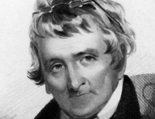 The Death of Archibald Alexander, 1851
