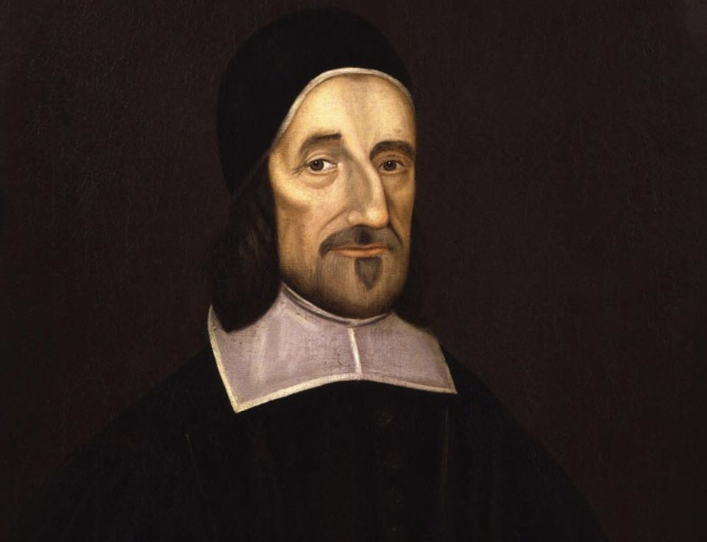 The Birth of Richard Baxter, 1615