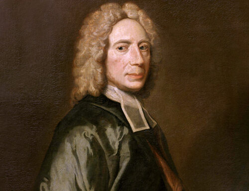The Death of Isaac Watts, 1748