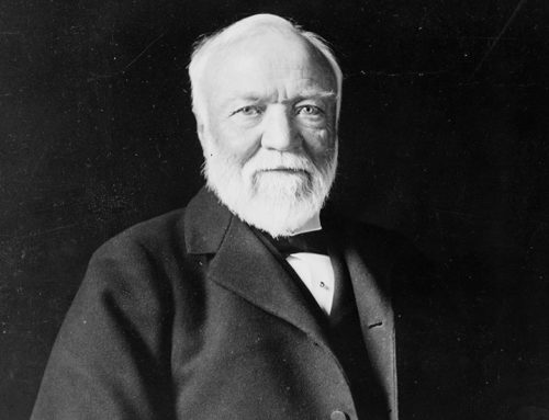 The Birth of Andrew Carnegie, 1835