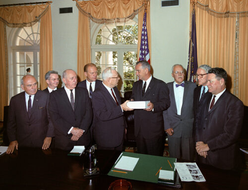 Warren Commission Established, 1963