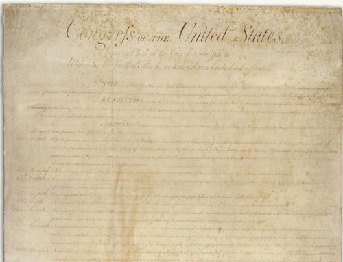 Ratification of the Bill of Rights, 1791