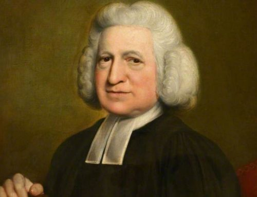 The Birth of Charles Wesley, 1707